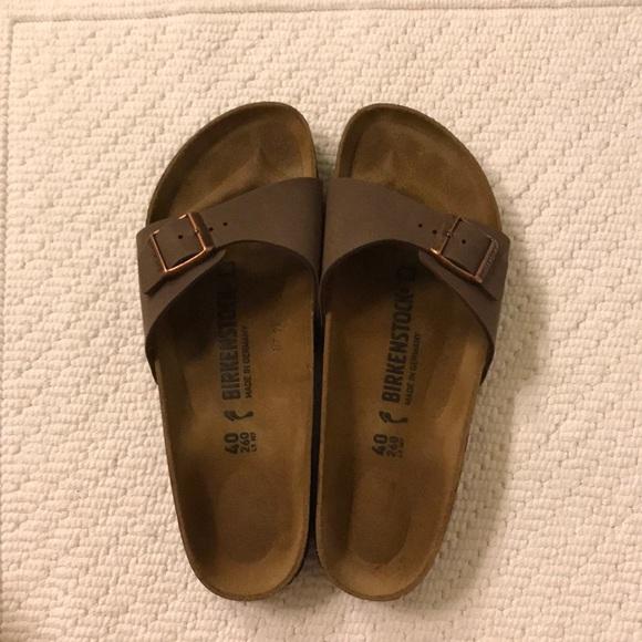 bda434123de2 Birkenstock Shoes - Birkenstock one strap Madrid sandals